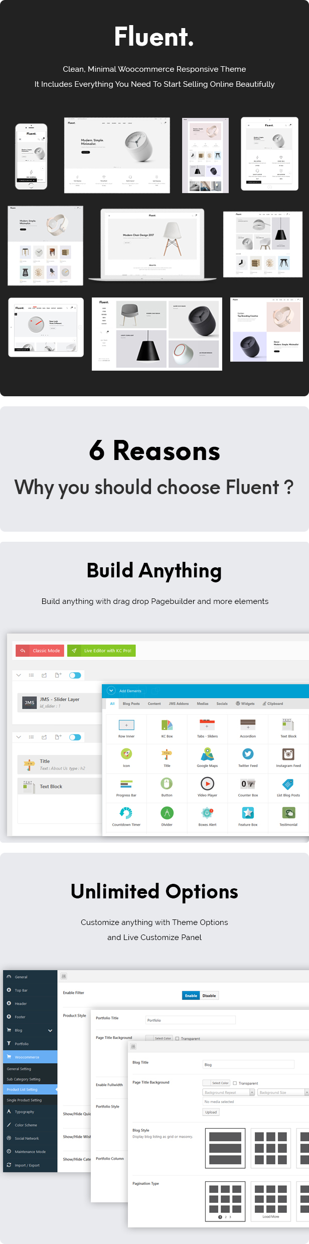 JMS Fluent WordPress Theme