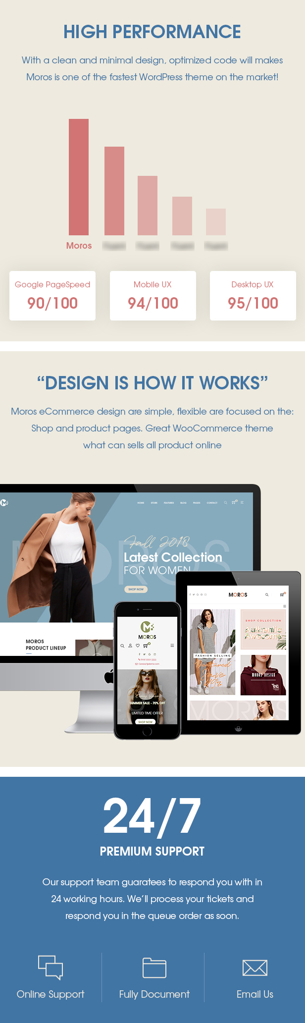 Moros | eCommerce WordPress Theme